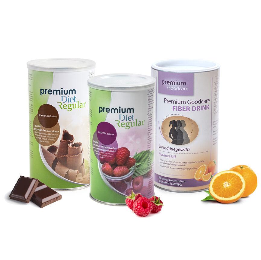 Premium Diet Akciós folytatás csomag