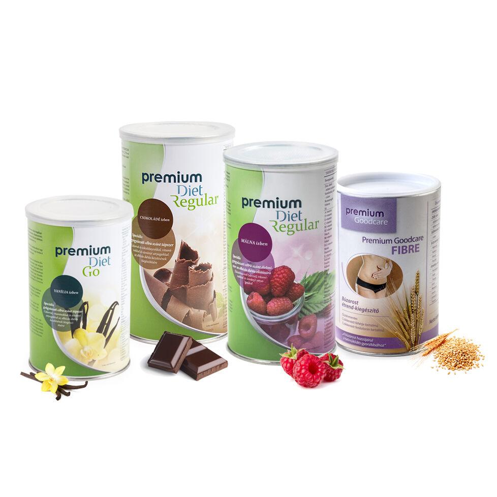 Premium Diet akciós induló csomag - jopatikus.hu