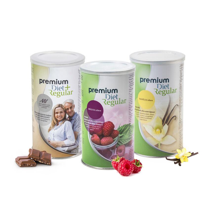 Premium Diet Regular - akciós csomag